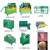 wood foodstuff skewer making machine