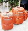 2012 New Retro Classical soft side EVA Luggage trolley