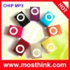 Micro SD/T-Flash card reader Clip mp3 music player CW-MP3018A-3