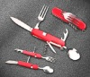Portable Folding Stainless steel Cutlery