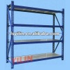 SS03 powder coating 4 layers warehouse heavy duty storage rack