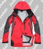 Customized Remavoable Waterproof Windproof Jacket