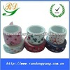 recycle christmas decoration crepe paper decorative masking tape