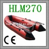 Hot sale catamaran speed inflatable boats HLM270