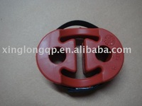 belt of Exhaust pipe Rubber support