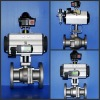 HB2510 Penumatic Control Ball Valve for Shut-off
