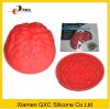 Hotsale Human head silicon cake mould