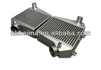 heat exchanger intercooler system