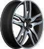 BK464 alloy wheel for a car