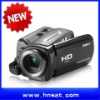 Customer electronics 720P HD digital camcorder with 5x optical zoom and 4x digital zoom