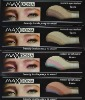 Fashion Instant Eye Shadow Magic Eyes Eye Sticker The actual Eye Magic foam