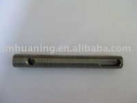 stainless steel thread rod with machining hole