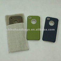 Wholesale new leather phone case for Iphone 4