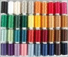 40 Cones of 500M Polyester Embroidery Thread