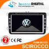 Sharing Digital Unique indash Car DVD player for VW SCIROCCO 2008-2011
