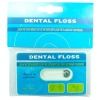 credit card E shape dental floss