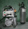 GX /zos 4500 psi high pressure electric compressor -lower noice and light weight ,small volum