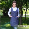 KISSBABY Anti-radiation maternity clothes/metal fiber clothing - denim dress ANL/8103