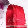 Red Ribbon,Scarlet Ribbon,Taffeta Edge Satin Ribbon