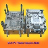 Multi-PL plastic injection mold,china molds,precision molds