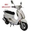 50CC/125CC/150CC Scooter EEC, EPA/DOT