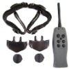 REMOTE CONTROL DOG TRAINING SHOCK COLLAR FOR 2 DOGS