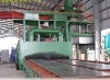 steel plate treatment produce line