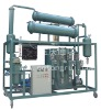 DIR waste oil and water separator/distillation equipment with high efficiency