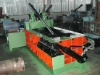 waste metal press
