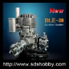 New DLE-30 30cc gasoline engine
