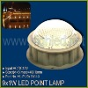 9W LED POINT LIGHT