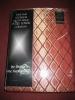 Diamond jacquard chenille  window curtain