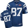 2010 super XLIV Bowl Indianapolis Colts #87 wayne Jersey