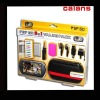 8in1 kits video game accessories for psp go