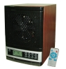Latest electronic air purifier with big LCD