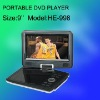 Portable DVD Player/DIVX DVD PLAYER