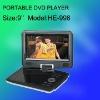 Portable DVD Player/DIVX DVD PLAYER