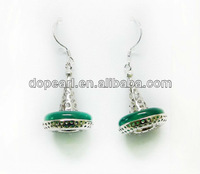925 silver shell earring fashion jewelry for lady