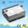 DTU gateway ,GPRS for remote data monitor and control
