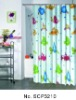 jacquard polyester shower curtain