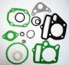 motorcycle half gasket kit for engine(rubber gasket,motorcycle engine gasket)