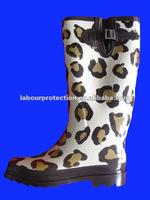 Japanese style rain boots