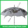 Customized pictures printing walking stick umbrella