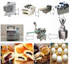 Round filling bread steamed bun production line XY-1510