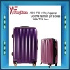 2012 trolley case/abs pc trolley case/hard trolley case/decent abs trolley case