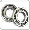 high speed deep groove ball bearing 6200 2RS ZZ