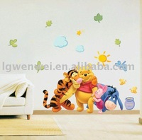 Decal wall sticker beautiful lovely sticker