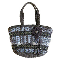 Wholesale Fashion Straw Beach Bag 2011