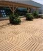 2012 Modern Easy-Install WPC DIY Tiles