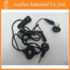 Brand New 3.5mm 2.5mm Earphone For BB 9800 9700 9780 9000 8520 9300